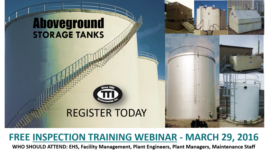 AST inspection training webinar