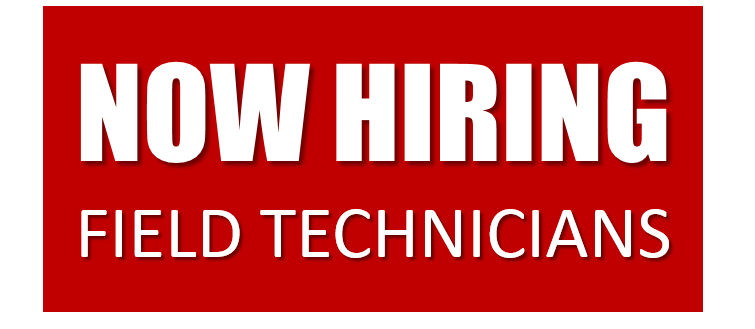 now-hiring-field-technicians