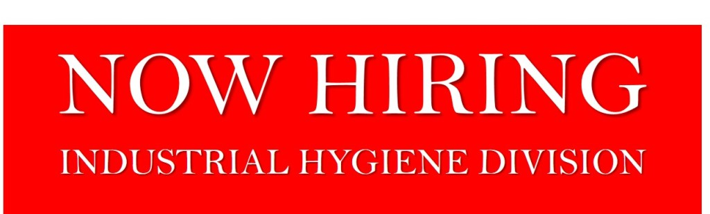 Now HIring IH Division