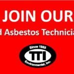Experienced Asbestos Technicians Wanted