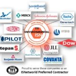 Proud to serve industry as a ISNetworld Preferred Contractor