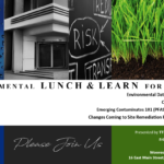 8th Annual Environmental Lunch & Learn for Lenders, September 13, 2019